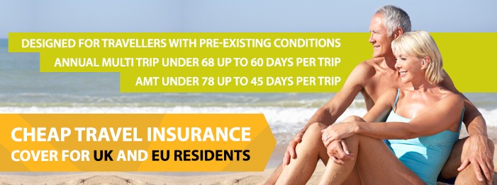 travel insurance with pre-existing conditions